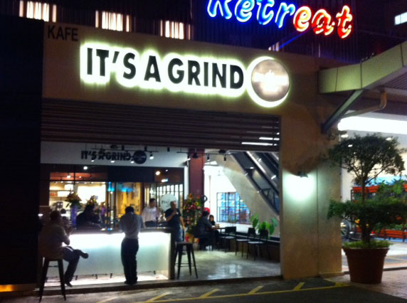 It's A Grind Malaysia Opens