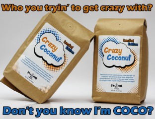 it's a grind coffee house crazy coconut